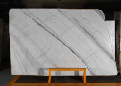 Pacific White Marble Slab